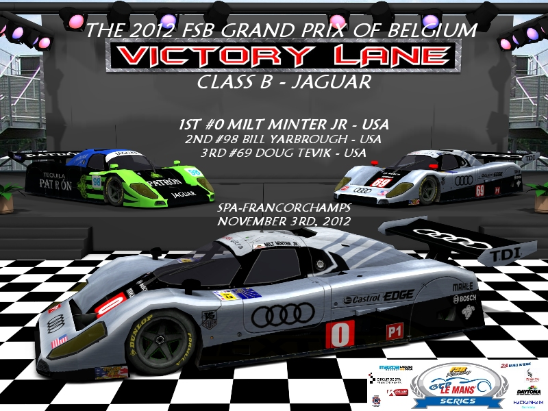 FSB GTP Le Mans Series