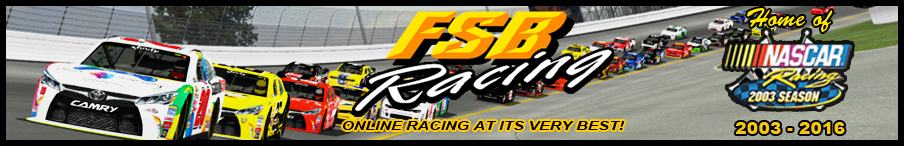 FSB Online Sim Racing League